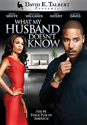 DAVID E. TALBERT'S WHAT MY HUSBAND BY WHITE,BRIAN (DVD)